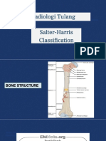 Salter-Harris Classification - PR