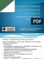 2. Aspectos Generales Para El Diseño de Los Sistemas de Acueducto (1)