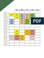 calendario icfes   saber Pro 2019