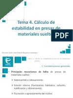 Presentación_M8T4_Cálculo de La Estabilidad en Presas de Materiales Sueltos