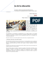 Los Desafíos de La Educación Boliviana
