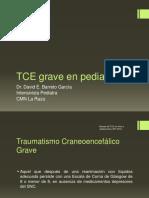 TRAUMATISMO CRANEOENCEFALICO GRAVE EN PEDIATRIA