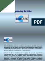Presentación Rio Claro S.A