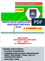 Taklimat Hem Mesyuarat Guru Bil. 1 Tahun 2018.ppt