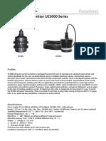 Ultrasonic Ue 3003