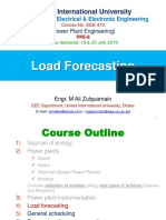 PPE-8 Load Forecasting