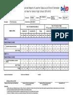 School Form 6 (SF 6)