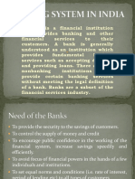 Banking System in India 1