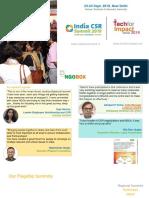 IndiaCSRSummit2019 NB Partnership Deck Lite