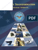 Military Transformation a Strategic Approach