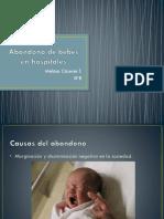 17. Abandono de Bebés en Hospitales