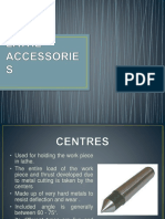 Lathe accessories