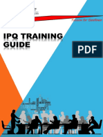 IPQ Training Guide