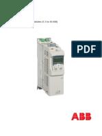 Abb manual