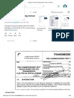 Testing _ Transformer