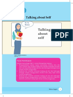1. Talking About Self