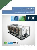 AVX B R134a 50 60Hz Technical Catalog