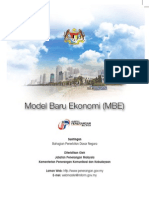 Model Baru Ekonomi Mbe