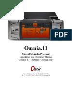 Omnia.11 Manual v1.5