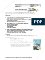 A Detailed Lesson Plan a LINKS Lesson on Winnie the Witch PRIMALS English 4 6