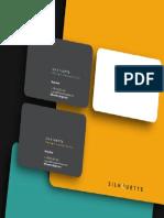 Real Estate Business Card Design 21