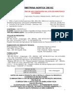 CIPERMETRINANORTOX250EC