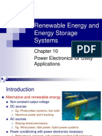 10. PPT Renewable Energy and Energy Storage Systems