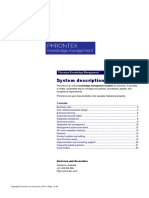 Phrontex Knowledge Management