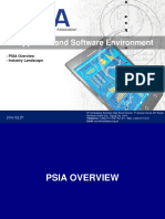 PSIA Overview 2019