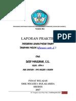 Laporan Praktik Lk1pengolahan Lahan Melon Desymauliana Atph1
