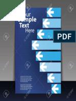 12053171 Flyer Design Business Stock Vector Template