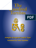 The Hundred Tertons - Jamgon Kongtrul Lodro Thaye