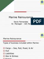 Mariner i Presentation