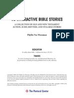 52 Interactive Bible Stories Fot Me