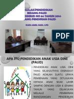 Materi Kabid Paud 2017