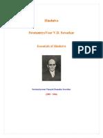 Essentials of Hindutva