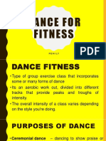 Dance for Fitness 1