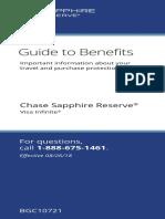 BGC10721 Sapphire Reserve