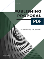 Publishing Proposal - WG@
