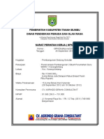 Spk Rumah Dinas Sman Karang Bintang Cv.asrindo
