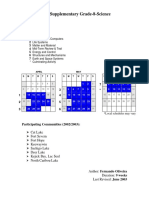 Grade8 Science Supplemental Final Report (1)