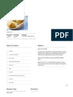 Banana-Oatmeal Muffins Recipe - Kraft Canada