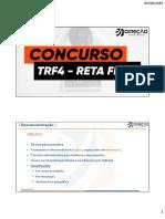 [Direção Concursos] Revisão TRF4_Direito Administrativo_Prof Erick Alves
