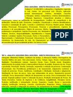 [Direção Concursos] Revisão_TRF4_Direito Processual Civil_Prof Patricia Dreyer