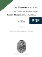 Irmandade Hermética Da Luz