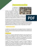 CALIDAD DE CONSTRUCCION