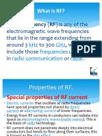 RF basic