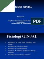 Fisiologi Ginjal