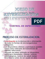 6- Proceso de Esterilizacion