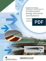 Elementos de sistemas de prefabricados de Puentes
